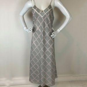 Nordstrom Lingerie Full Slip Dress Nightie S